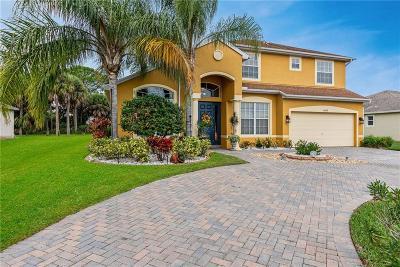Vero Beach Single Family Home For Sale: 4615 61st Terrace