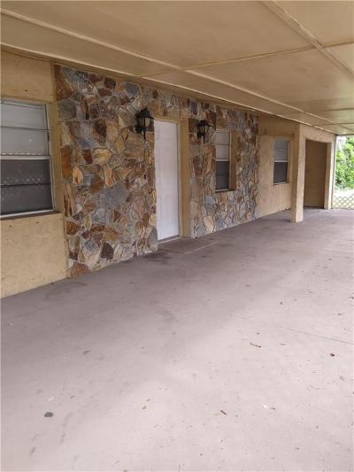Vero Beach Single Family Home For Sale: 4820 41st Street