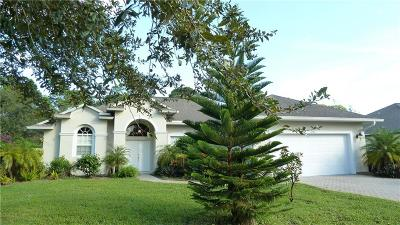 Vero Beach Single Family Home For Sale: 6790 49th Court