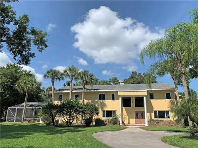 Vero Beach Single Family Home For Sale: 4925 4th Street