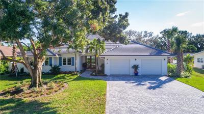 Vero Beach Single Family Home For Sale: 716 Hibiscus Lane