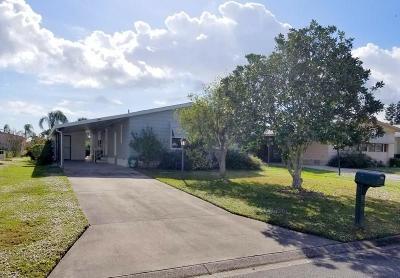 Sebastian Single Family Home For Sale: 1462 Gardenia Drive