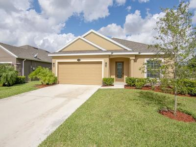 Vero Beach Single Family Home For Sale: 8186 Westfield Circle