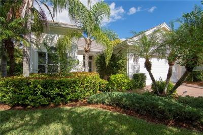 Vero Beach Single Family Home For Sale: 1204 River Wind Circle