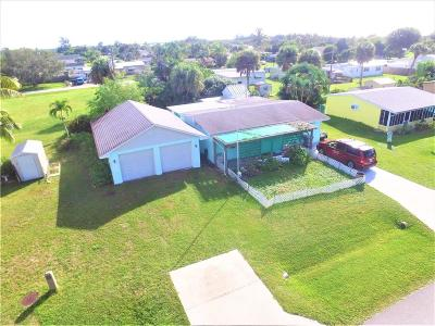 Vero Beach Single Family Home For Sale: 1480 4th Court