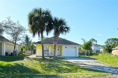 Vero Beach Single Family Home For Sale: 1155 SW 13th Avenue