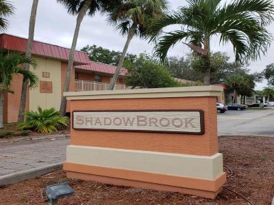 Vero Beach Condo/Townhouse For Sale: 4141 16th St 902nd #9-02