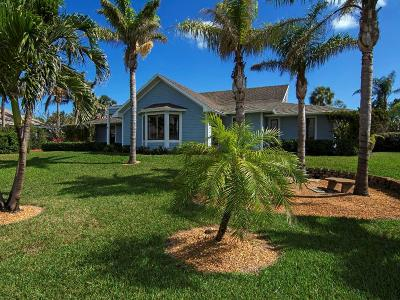 Vero Beach Single Family Home For Sale: 856 Norfolk Pine Lane