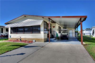 Sebastian Single Family Home For Sale: 1221 Iriquois Drive