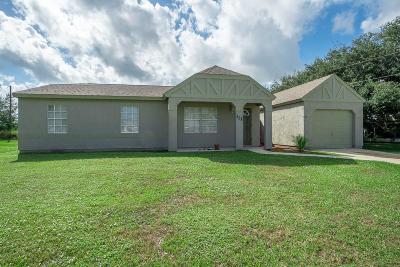 Sebastian FL Single Family Home For Sale: $165,000