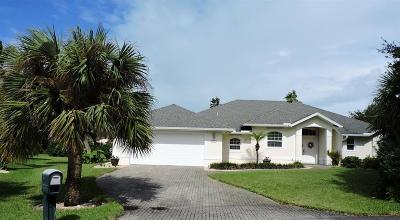 Melbourne, Melbourne Beach Single Family Home For Sale: 275 Camino Place