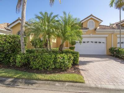 Vero Beach Single Family Home For Sale: 5410 Harbor Village Drive