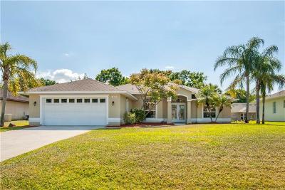 Sebastian FL Single Family Home For Sale: $263,000