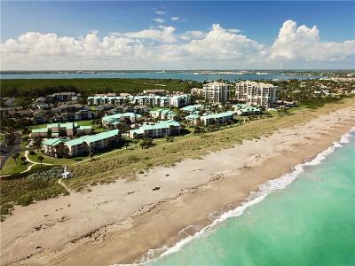 Hutchinson Island Condo/Townhouse For Sale: 2400 Ocean Drive #426