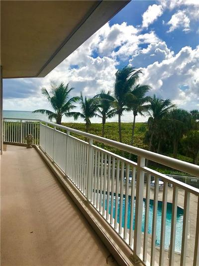 Fort Pierce Condo/Townhouse For Sale: 2900 Hwy A1a #3-D