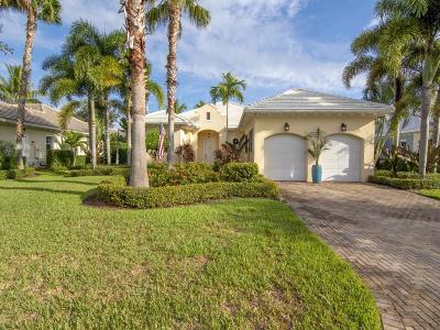 Vero Beach Single Family Home For Sale: 2849 Saint Barts