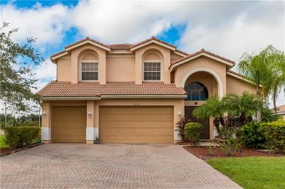 Vero Beach Single Family Home For Sale: 1225 Amethyst Drive