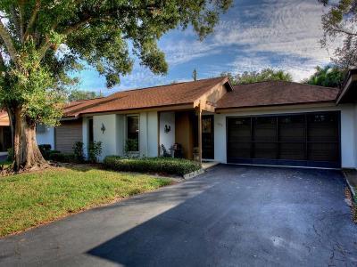 Sebastian Condo/Townhouse For Sale: 6209 S Mirror Lake Drive #7