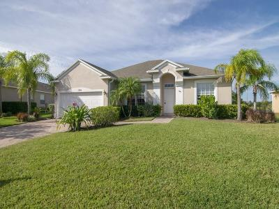 Oaks Of Vero Single Family Home For Sale: 1209 Scarlet Oak Circle