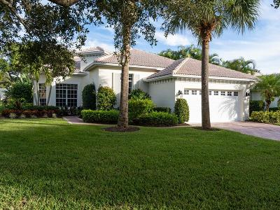 Island Club Of Vero Single Family Home For Sale: 959 Island Club
