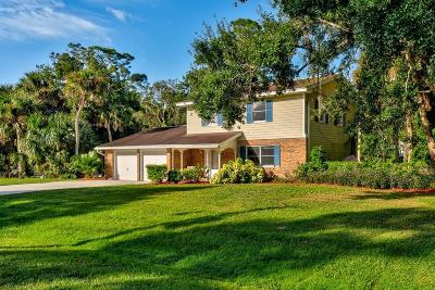 Vero Beach Single Family Home For Sale: 931 46th Ave