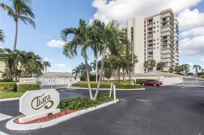 Hutchinson Island Condo/Townhouse For Sale: 3150 Highway A1a #204N