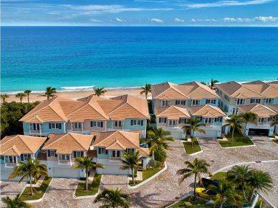 Vero Beach Single Family Home For Sale: 4780 Highway A1a