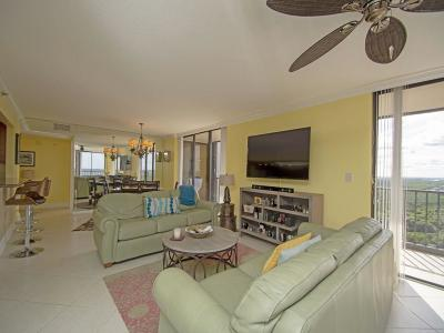 Hutchinson Island Condo/Townhouse For Sale: 5047 Highway A1a #1706