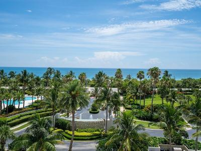 Hutchinson Island Condo/Townhouse For Sale: 5049 Highway A1a #602