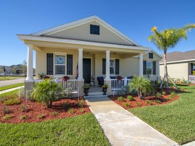 Vero Beach Single Family Home For Sale: 1380 Caddy Court