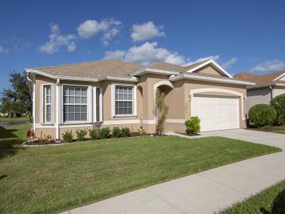 Sebastian Single Family Home For Sale: 1331 Shoreline Circle