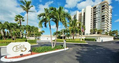 Hutchinson Island Condo/Townhouse For Sale: 3150 Highway A1a #403N