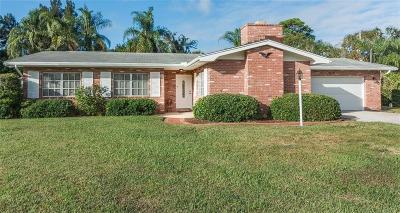 Vero Beach, Indian River Shores, Melbourne Beach, Melbourne, Sebastian, Palm Bay, Orchid Island, Micco, Indialantic, Satellite Beach Single Family Home For Sale: 1015 22nd Court