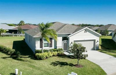 Sebastian Single Family Home For Sale: 199 Port Royal Court
