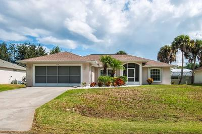 Sebastian Single Family Home For Sale: 342 Biscayne Lane