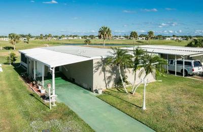 Sebastian Single Family Home For Sale: 1122 Barefoot Circle