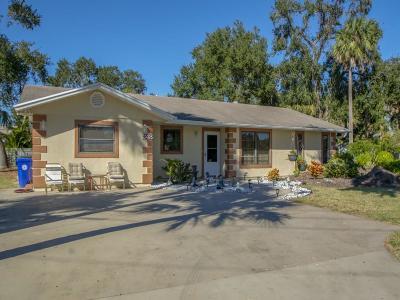 Sebastian FL Single Family Home For Sale: $255,000