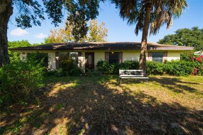Sebastian Single Family Home For Sale: 862 Wasena Avenue