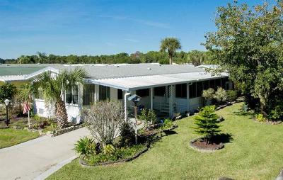 Sebastian Single Family Home For Sale: 842 Lychee Drive