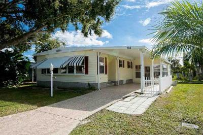 Sebastian Single Family Home For Sale: 1017 Thrush Circle