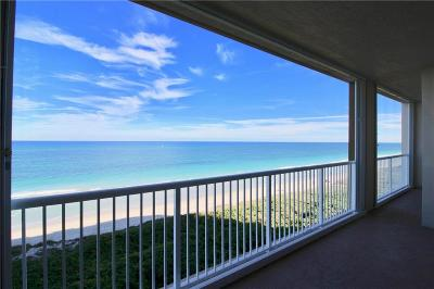 Hutchinson Island Condo/Townhouse For Sale: 4160 Hwy A1a #802