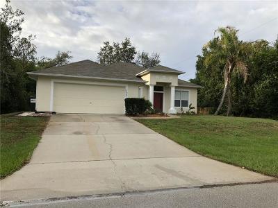 Sebastian Single Family Home For Sale: 732 Brookedge Terrace