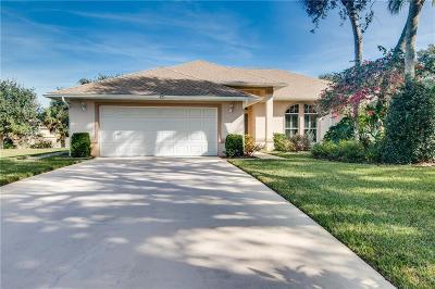 Sebastian Single Family Home For Sale: 41 Joy Haven Drive