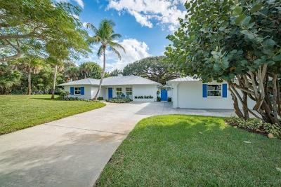 Vero Beach Single Family Home For Sale: 726 Date Palm Road