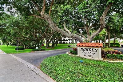 Robles Del Mar Condo/Townhouse For Sale: 5601 Highway A1a #N105