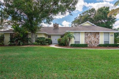 Vero Beach Single Family Home For Sale: 2175 Seminole Shores Lane