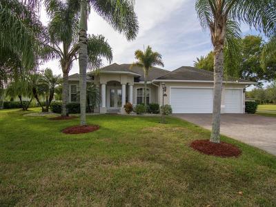 Vero Beach Single Family Home For Sale: 6435 Patrice Lane
