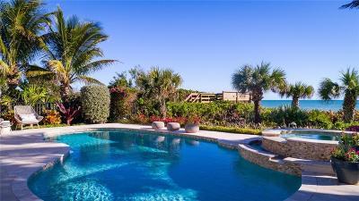 Vero Beach, Indian River Shores, Melbourne Beach, Melbourne, Sebastian, Palm Bay, Orchid Island, Micco, Indialantic, Satellite Beach Single Family Home For Sale: 916 Holoma Drive
