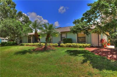 Sebastian Single Family Home For Sale: 601 Collins Street