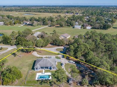 Vero Beach Single Family Home For Sale: 515 Wright Circle